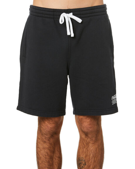 BLACK MENS CLOTHING VANS BOARDSHORTS - VNA49SJBLKBLK
