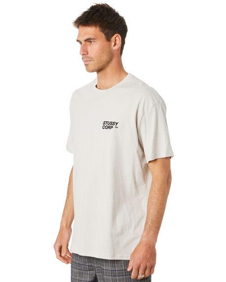 WHITE SAND MENS CLOTHING STUSSY TEES - ST007003WTSND