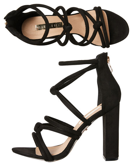 BLACK WOMENS FOOTWEAR BILLINI HEELS - H903BLK