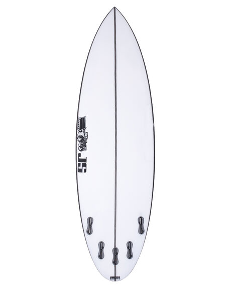 CLEAR BOARDSPORTS SURF JS INDUSTRIES SURFBOARDS - JPMBRCLR