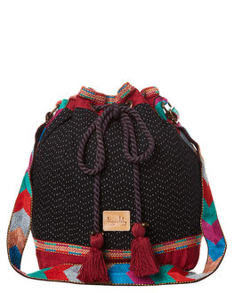 BLACK WOMENS ACCESSORIES TIGERLILY BAGS - T473820ABLK