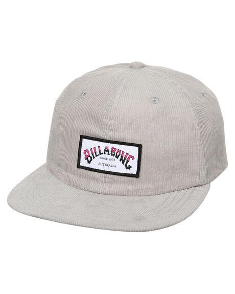 SILVER MENS ACCESSORIES BILLABONG HEADWEAR - 9672314SIL