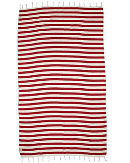 RED ACCESSORIES TOWELS MAYDE  - S13SUREEFRED