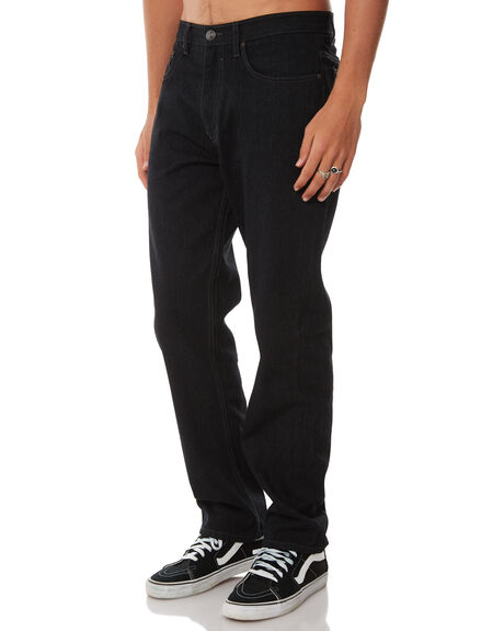 VINTAGE BLACK MENS CLOTHING RUSTY JEANS - PAM0940VBL