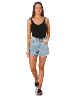 90S WASH WOMENS CLOTHING THE HIDDEN WAY SHORTS - H8184236_WASH