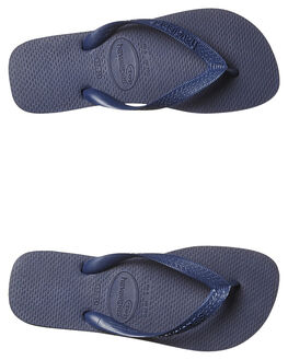 NAUTICAL BLUE MENS FOOTWEAR HAVAIANAS THONGS - HTCT0555NBL