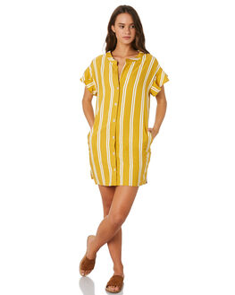 ZIPPORA STRIPE WOMENS CLOTHING SANCIA DRESSES - 805ASTRIPE