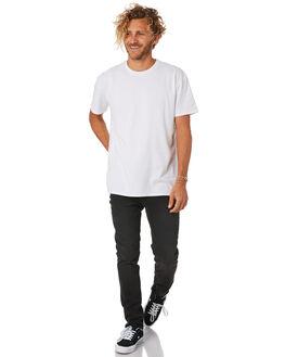 BLACK MODE MENS CLOTHING CHEAP MONDAY JEANS - 0505780BLK