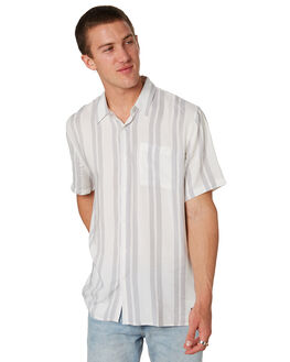 WHITE MENS CLOTHING BILLABONG SHIRTS - 9582211MWHT