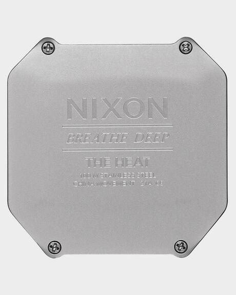 SILVER MENS ACCESSORIES NIXON WATCHES - A1320-130