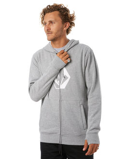 HEATHER GREY BOARDSPORTS SNOW VOLCOM MENS - G2451802HGR