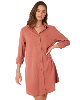 ROSEWOOD WOMENS CLOTHING RHYTHM DRESSES - JAN20W-DR05RWOOD