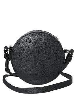 BLACK WOMENS ACCESSORIES THERAPY BAGS + BACKPACKS - SOLE-B0005BLK