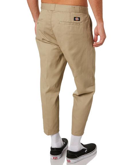 KHAKI MENS CLOTHING DICKIES PANTS - K3190902KH