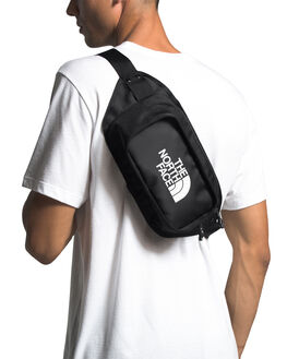 TNF BLACK MENS ACCESSORIES THE NORTH FACE BAGS + BACKPACKS - NF0A3KZXKX7