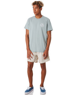 LT GRAY MENS CLOTHING KATIN BOARDSHORTS - TRCOP05LTGRY