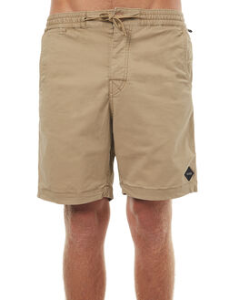 LATTE MENS CLOTHING THE CRITICAL SLIDE SOCIETY SHORTS - SWW1703LATT