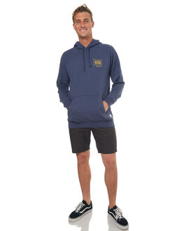NAVY MENS CLOTHING KATIN JUMPERS - FLGRUF17NVY