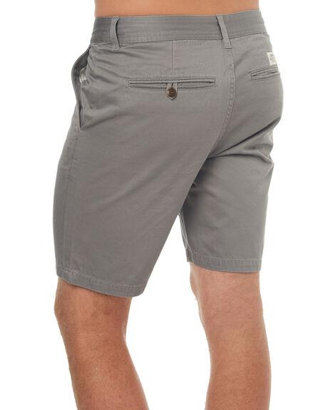 PEBBLE GREY MENS CLOTHING KATIN SHORTS - WSCOVS17PEGRY