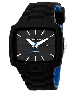 BLACK BLUE MENS ACCESSORIES RIP CURL WATCHES - A27490107