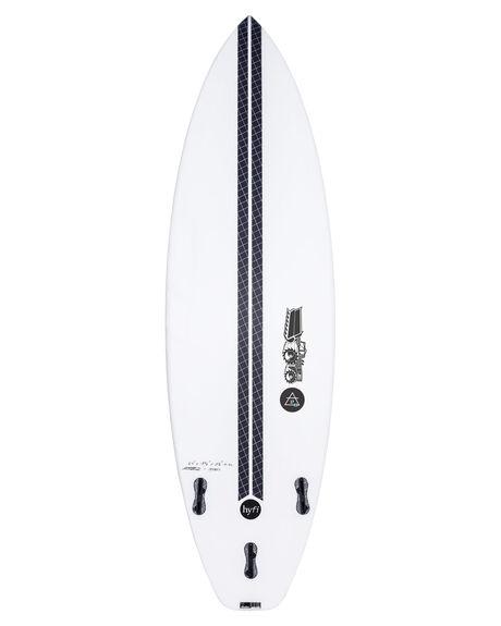 CLEAR BOARDSPORTS SURF JS INDUSTRIES SURFBOARDS - JHAIRXCLR