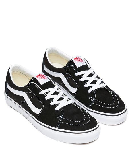BLACK TRUE WHITE MENS FOOTWEAR VANS SNEAKERS - SSVN0A4UUK6BTBLKM