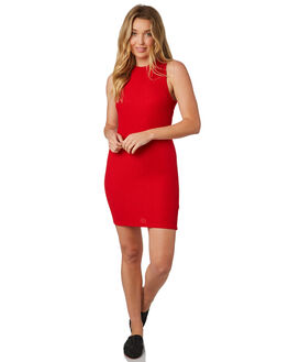 RED WOMENS CLOTHING THE FIFTH LABEL DRESSES - 40181066RED