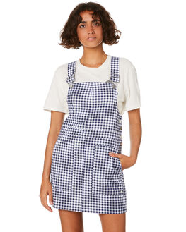 MIDNIGHT BLUE OUTLET WOMENS VOLCOM DRESSES - B1311920MDB