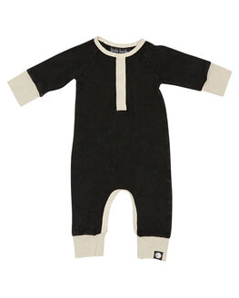 ACID BLACK KIDS BABY LITTLE LORDS CLOTHING - AW19325ABLK