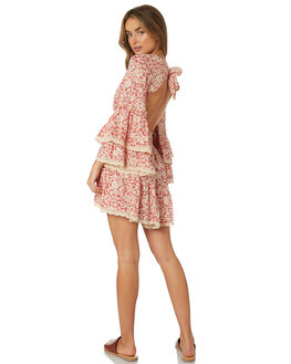 RASPBERRY WOMENS CLOTHING FREE PEOPLE DRESSES - OB920099-5502