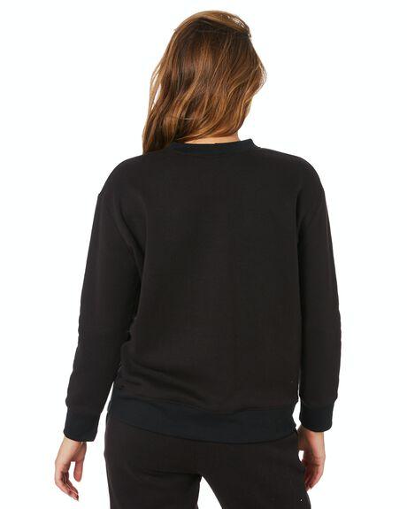 BLACK WOMENS CLOTHING DK ACTIVE ACTIVEWEAR - DK05-019-BLK-XS