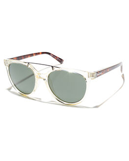 CRYSTAL GREY MENS ACCESSORIES VONZIPPER SUNGLASSES - SMFHITATVCRGRY