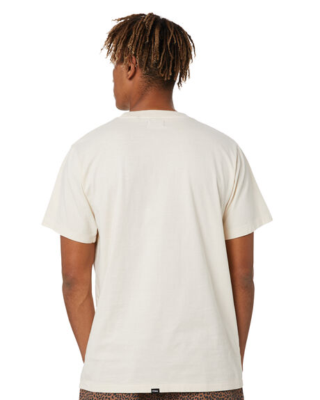 HERITAGE WHITE MENS CLOTHING THRILLS TEES - TR20-101AHWT