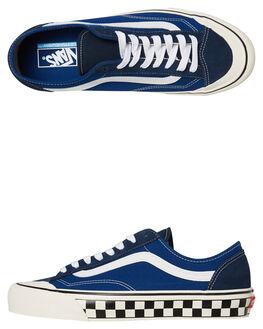 e6a5051718 TRUE BLUE MENS FOOTWEAR VANS SNEAKERS - VNA3MVLVS9TBLU