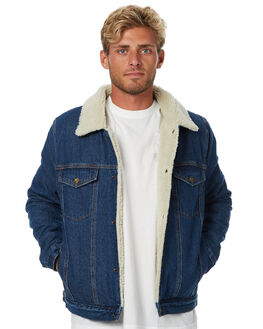 RINSE MENS CLOTHING ROLLAS JACKETS - 10771B369