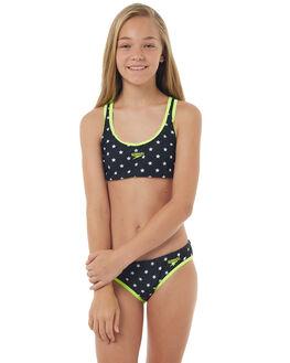 SOUTHERN STAR KIDS GIRLS SPEEDO SWIMWEAR - 42Y62-6693STR