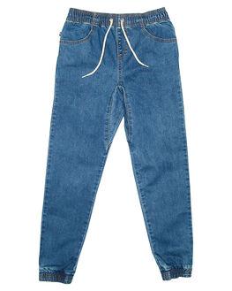 PACIFIC BLUE KIDS TODDLER BOYS RUSTY PANTS - PAR0188PAC