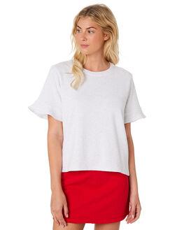 SLVERMARLE WOMENS CLOTHING HUFFER TEES - WTP83S5401-726