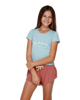 WITHERED ROSE KIDS GIRLS BILLABONG SHORTS + SKIRTS - BB-5591271-WR4