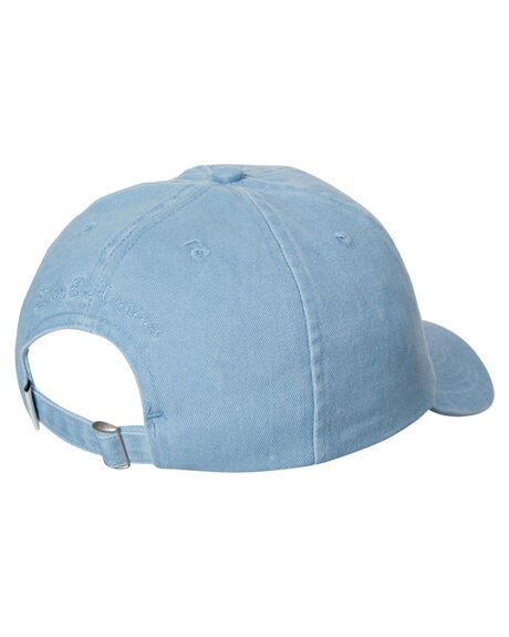 BLUE MENS ACCESSORIES DEUS EX MACHINA HEADWEAR - DMF77768BLU