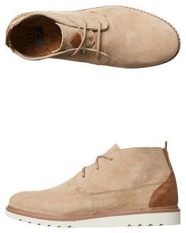KHAKI MENS FOOTWEAR REEF BOOTS - A3626KHA