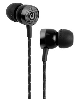 BLACK MENS ACCESSORIES AUDIOFLY AUDIO + CAMERAS - AF455-3-01BLK