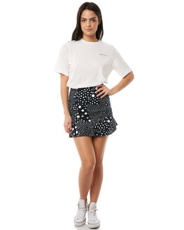 NAVY PEBBLE WOMENS CLOTHING THE FIFTH LABEL SKIRTS - 40180239-2NAVY