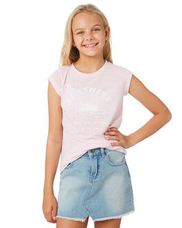 LILAC KIDS GIRLS RIP CURL TOPS - JTEEH10108