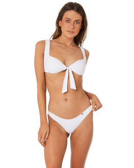WHITE WOMENS SWIMWEAR AMORE AND SORVETE BIKINI TOPS - S1BELLINITPWHT