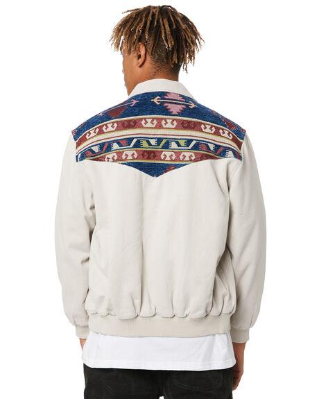 STONE MENS CLOTHING WRANGLER JACKETS - W-901831-057