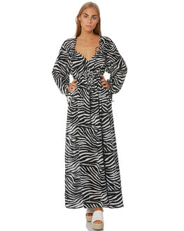 ZEBRA WOMENS CLOTHING TIGERLILY DRESSES - T305469ZEB