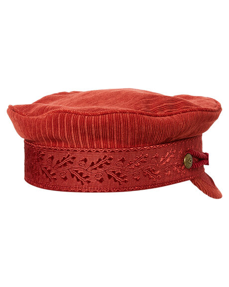 RED CLAY OUTLET WOMENS BRIXTON HEADWEAR - 00713RDCLY
