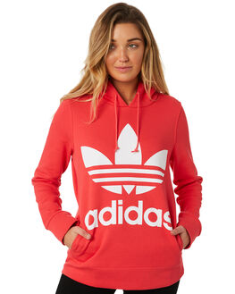 CORE PINK WOMENS CLOTHING ADIDAS ACTIVEWEAR - DH3136PNK
