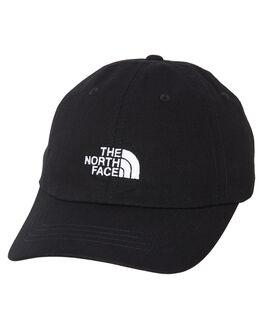 TNF BLACK MENS ACCESSORIES THE NORTH FACE HEADWEAR - NF0A3SH3JK3